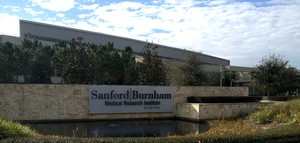 Sanford Burnham Medical Research Facility in Lake Nona Florida