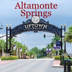 Altamonte Springs Florida Homes for Sale
