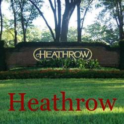 Heathrow Florida Homes for Sale