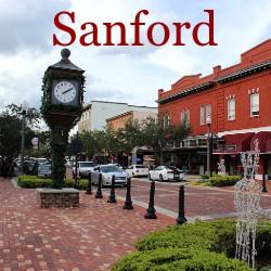 Sanford Florida Homes for Sale