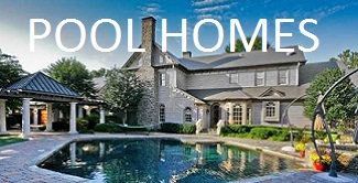 pool homes in lake norman