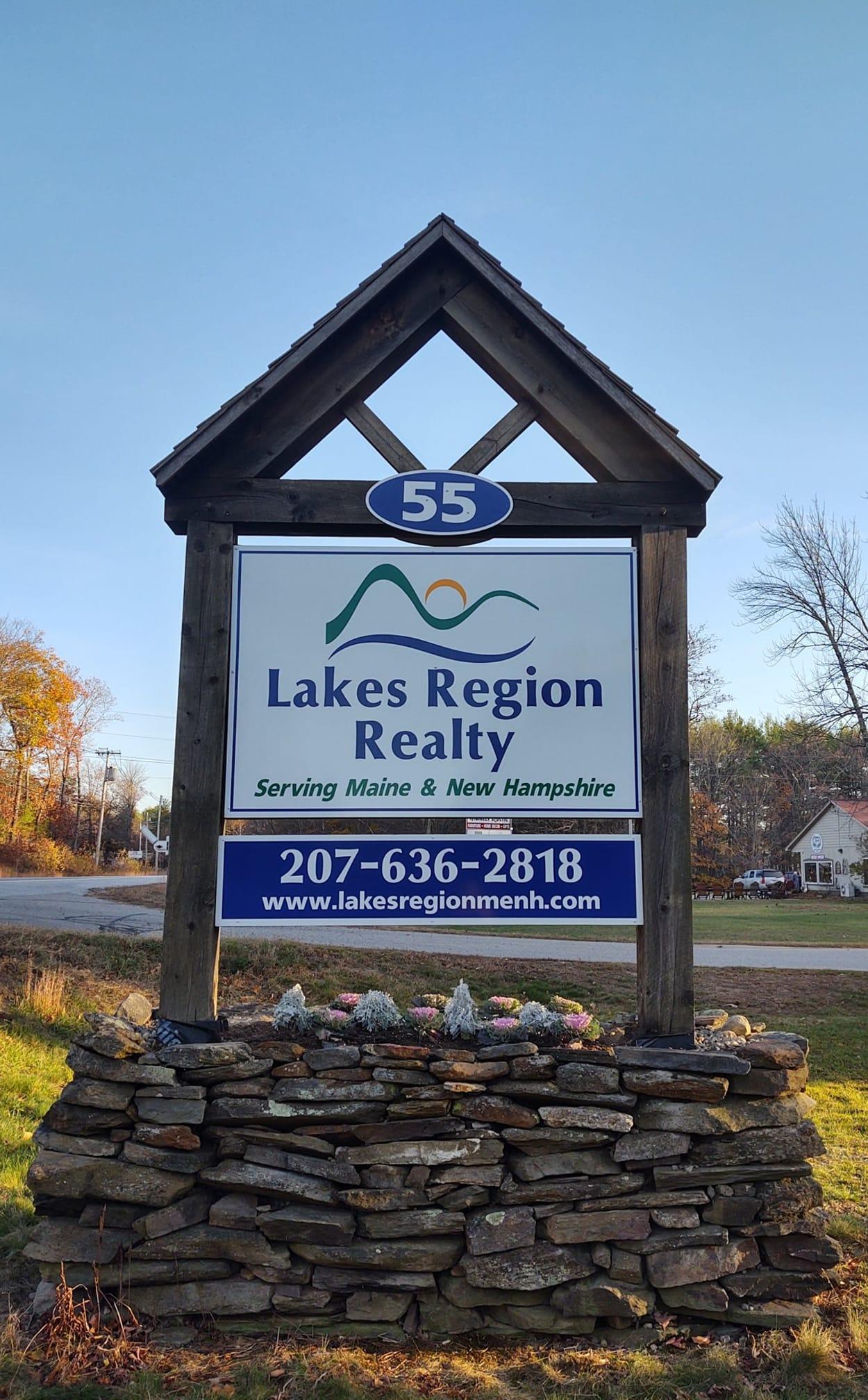 Lakes Region SIgn