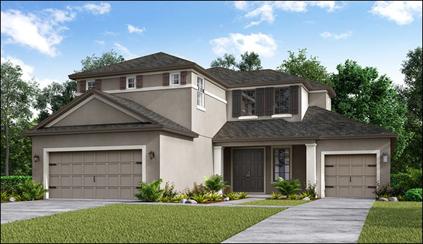 Park East at Azario Homes