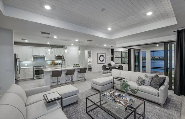 Sapphire Pointe Homes