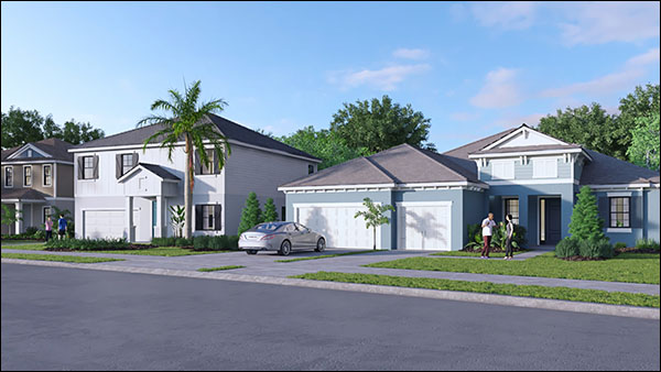 Windward at Lakewood Ranch Homes
