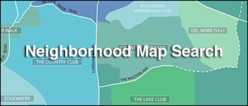 Lakewood Ranch Real Estate Map