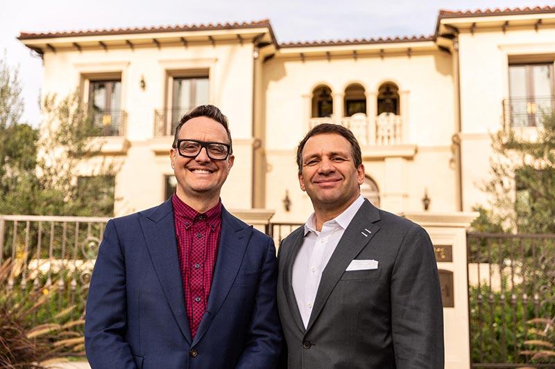 john campbell - la real estate broker - team picture