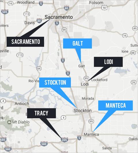 Explore Sacramento Communities