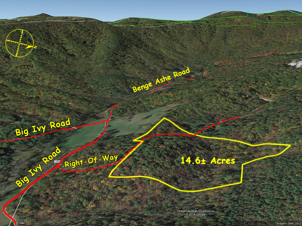 Affordable Land in Wilkes County NC 14 Acres
