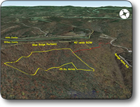 25 acres for sale wilkes county nc