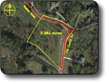 Affordable parcel near W Kerr Scott Lake