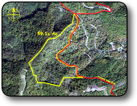 Brushy Mountain Land For Sale in NC