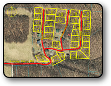 Mountain lots for sale near Boone NC