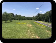 Lot for sale near W Kerr Scott Lake in Wilkes County NC.