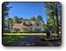Home and 11 Acres For Sale In Wilkes County NC