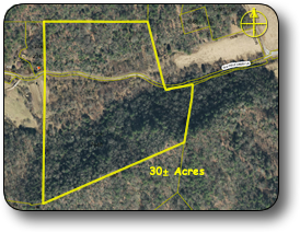 Secluded Land for sale in Caldwell County NC