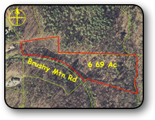 Affordable land for sale in Wilkes County NC