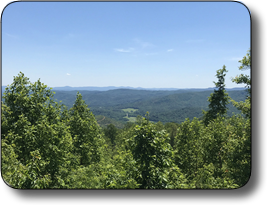 Mountain Land With Views in Wilkes County NC