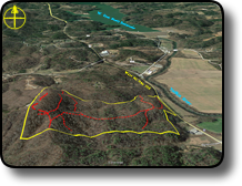 Mountain land for sale in Wilkesboro NC