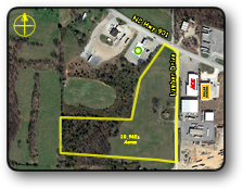 Commercial land for sale in Union Grove NC