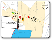 Commercial property for sale near I-77