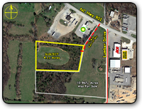 Land For Sale in Union Grove NC 4 acres