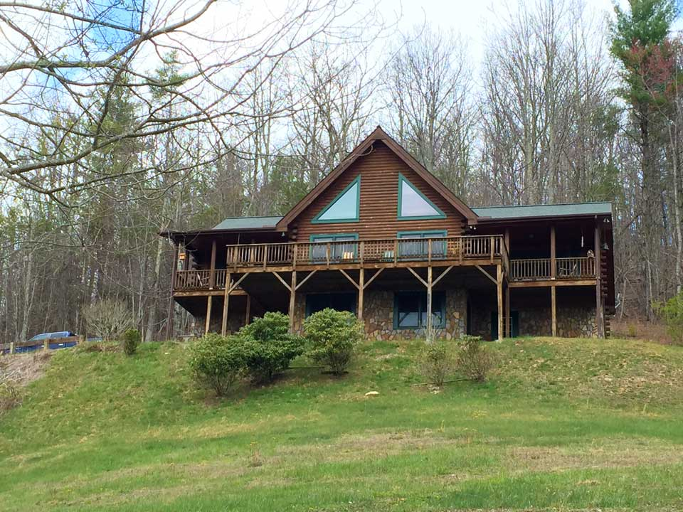 Mountain farm for sale in nc 81 acres