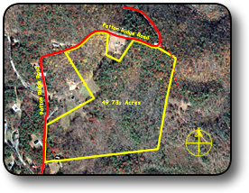 Land on Patton Ridge Road