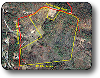 Land for sale on Patton Ridge Road