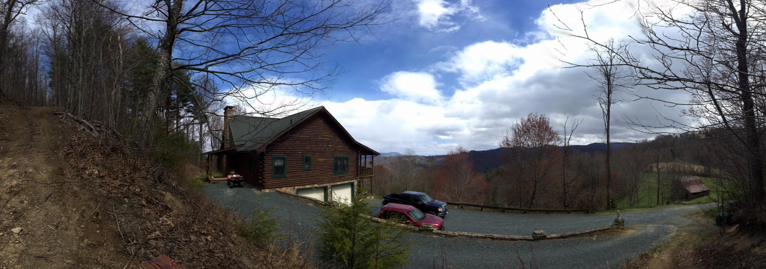 Mountain farm for sale in Avery County NC