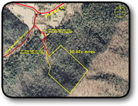 Affordable land for sale in Caldwell County