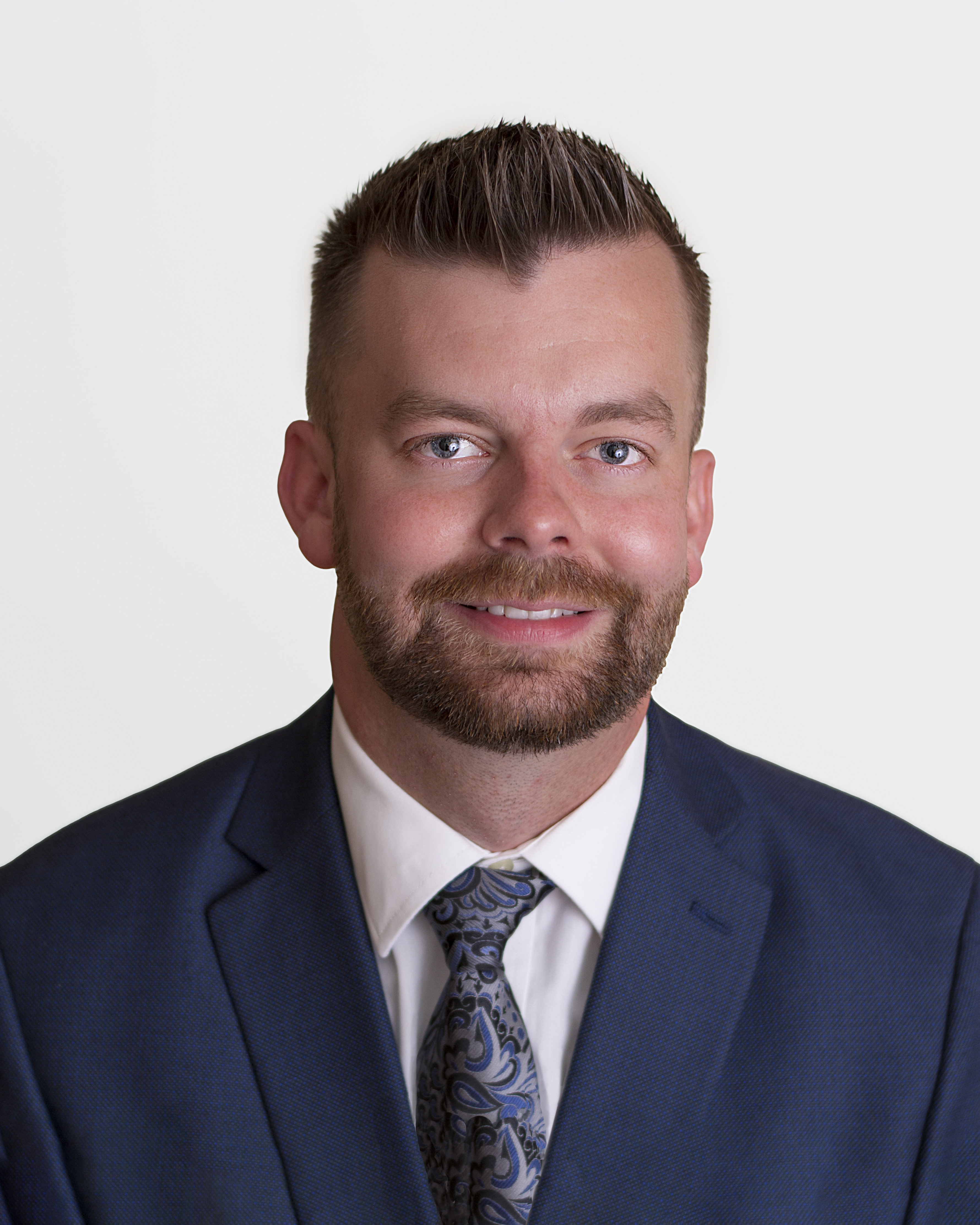 Brandon Davis, Realtor - Landmark Realty