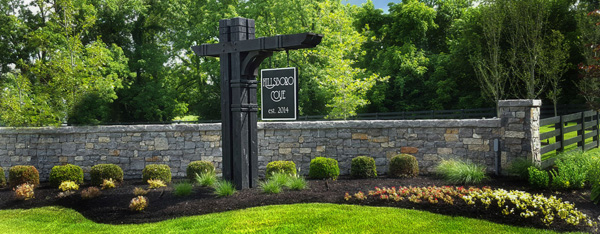 Hillsboro Cove Franklin TN Entrance