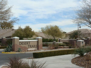 Desert Trails Community