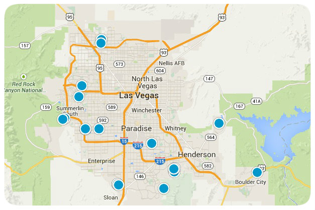 Las Vegas Forclosure Listings