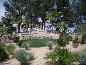 Whitney Ranch, NV Homes for Sale