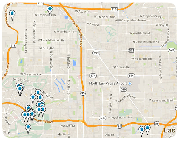 Northwest Las Vegas Homes for Sale