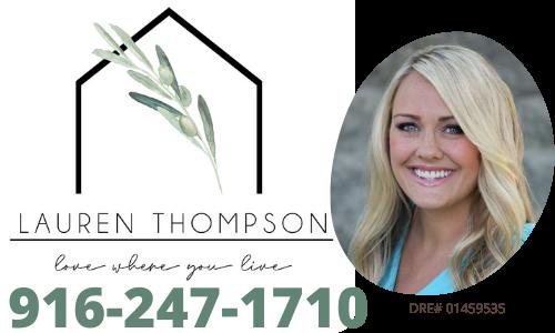 Lauren Thompson - Top Rated Roseville Realtor