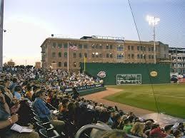 Fluor Field, Greenville Drive Baseball Stadium