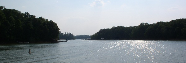 Lake Hartwell, Anderson, SC