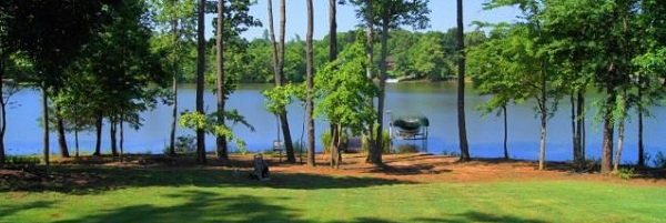 Lyman Lake, Spartanburg County, SC