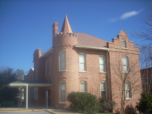 Historic Pickens County Jail, Pickens, SC