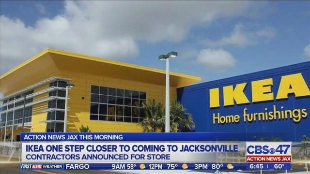 IKEA, JACKSONVILLE FL