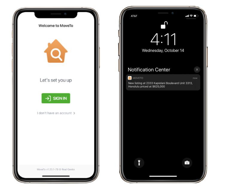 MoveToo App