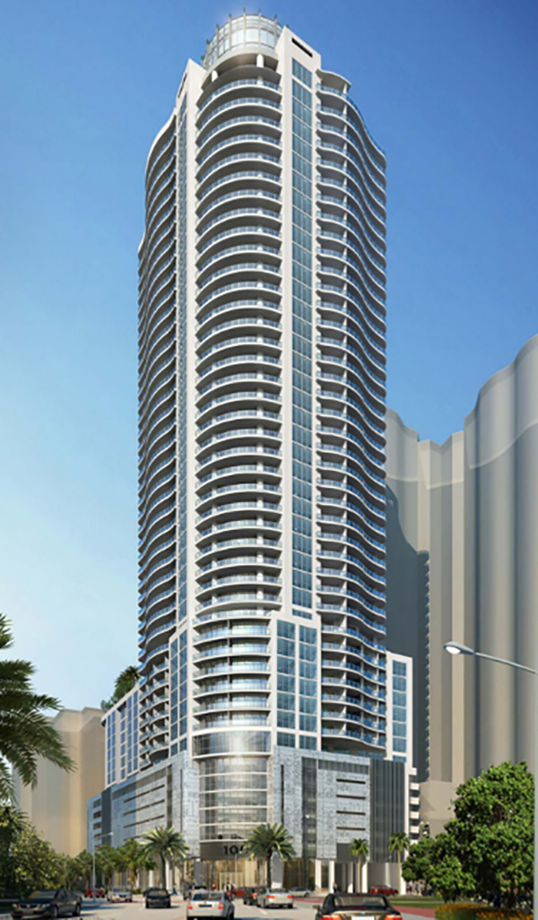 Fort Lauderdale New Construction 100 Las Olas