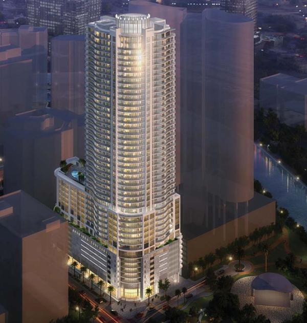 Fort Lauderdale New Construction 100 Las Olas