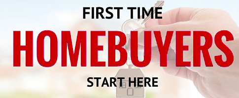 First Time Buyer Programs!