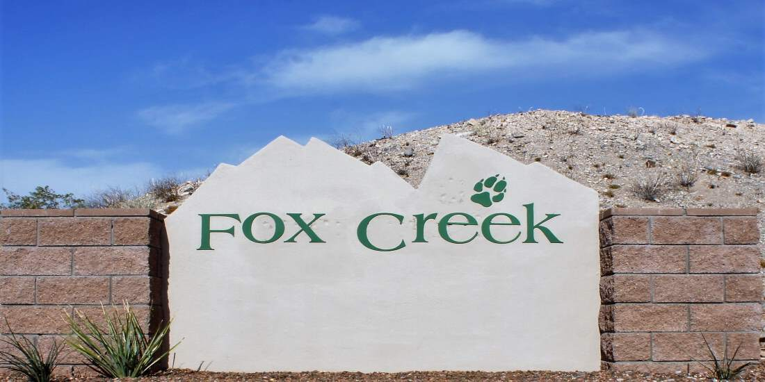 Bullhead City, AZ Homes for Sale | Fox Creek Communities
