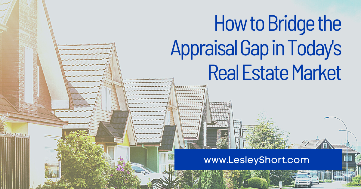 How to Bridge the Appraisal Gap