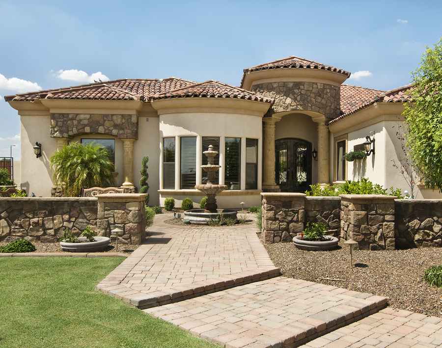 Grand Oaks homes have timeless beauty and modern finishes.